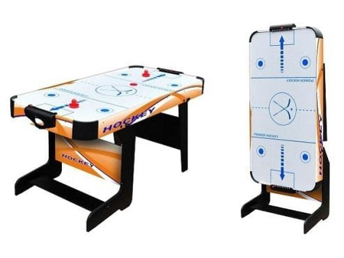 Air Hockey plegable eulo mesa de aire