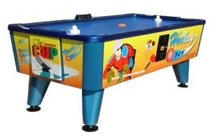 air hockey monedero