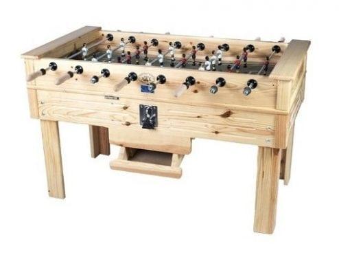Futbolin de madera BURGOS