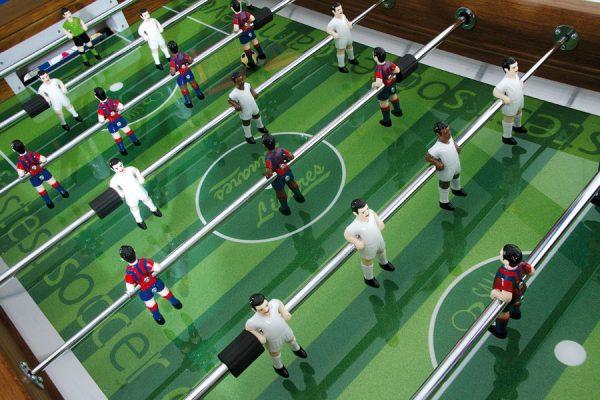 jugadores del futbolin linares