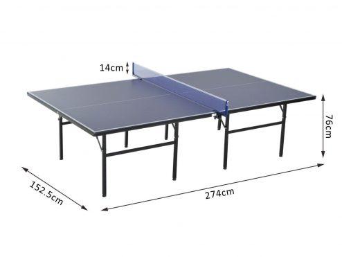 mesa de ping pong ELCHE medidas