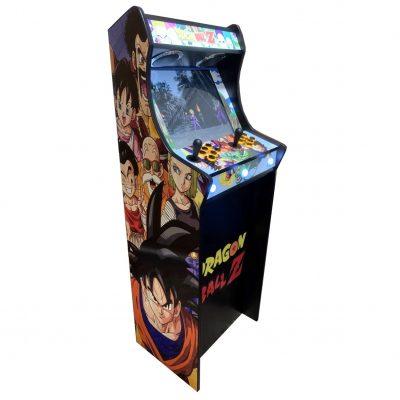 maquina arcade bola de dragon