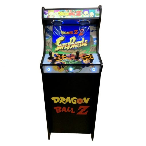 maquina recreativa arcade bola de dragon