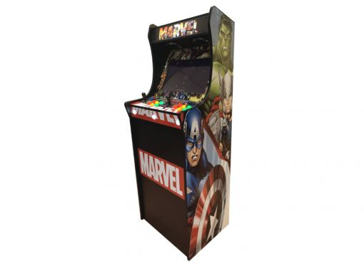recreativa arcade de monedas