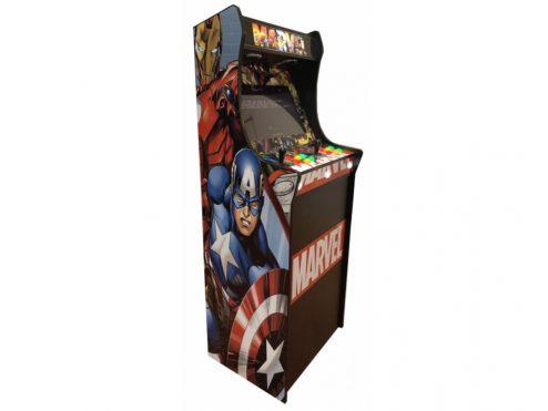 maquina arcade con monedero