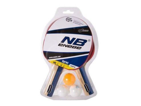 set palas de ping pong y bolas