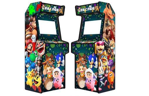 recreativa arcade retro