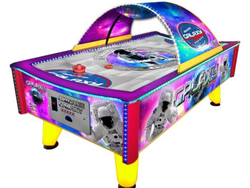air hockey profesional curvada