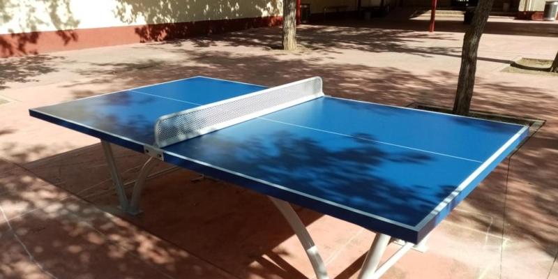 mesa pingpong sport instituto madrid
